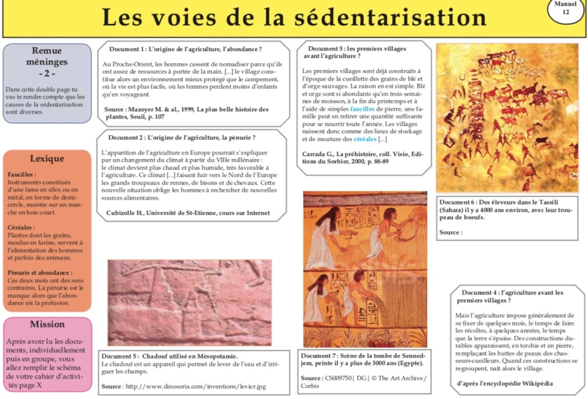 Sédentarisation (version 2) 2