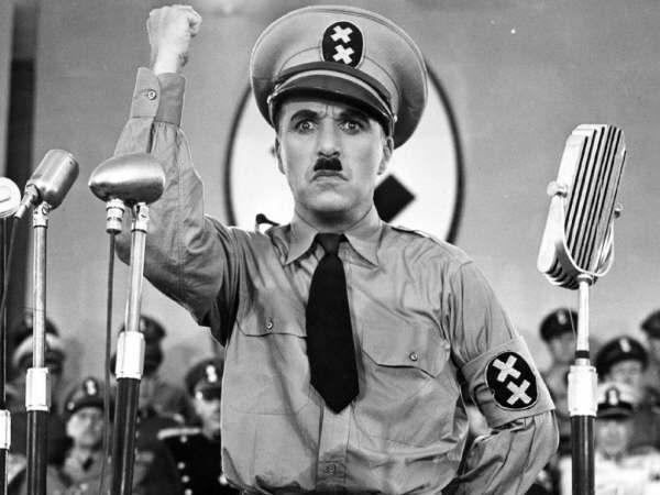 Le dictateur - Charlie Chaplin