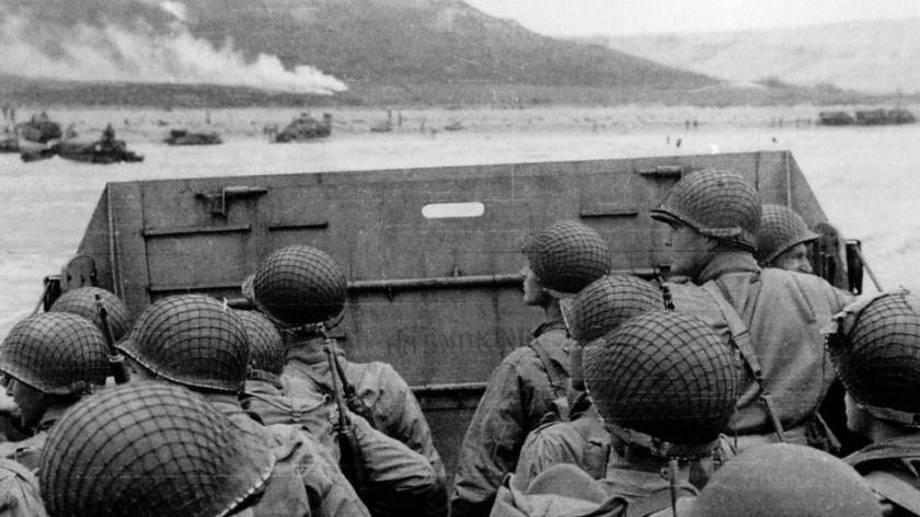 Débarquement Normandie 1944 Situation-problème ( Dalongeville A.)